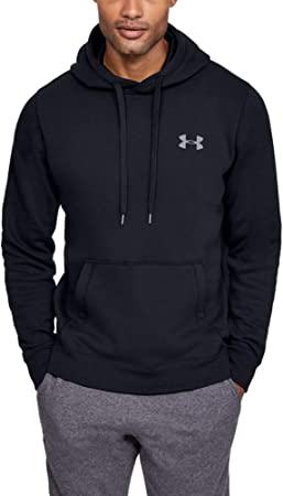 TALLA XL. Under Armour Hombre Rival Fitted Pull Over, sudadera con capucha