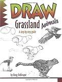 Draw Grassland Animals (Learn to Draw)