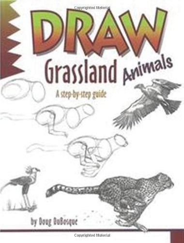 Draw Grassland Animals (Learn to Draw)