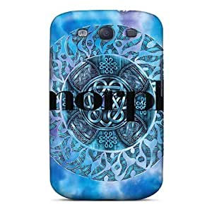 Snap-on Case Designed For Galaxy S3- Amorphis Band