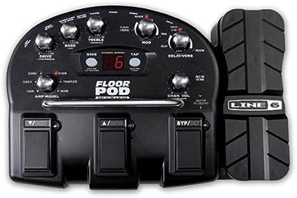 Line 6 Floor Pod Plus Review Musicradar