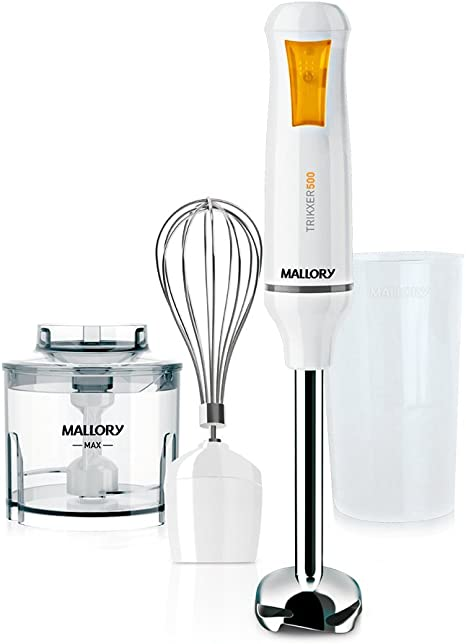 Mixer Trikxer 500, Mallory, Branco, 220V: Amazon.com.br: Cozinha