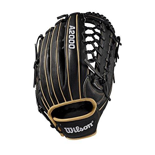 Outfield Pattern Baseball Glove - Wilson A2000 KP92 12.5