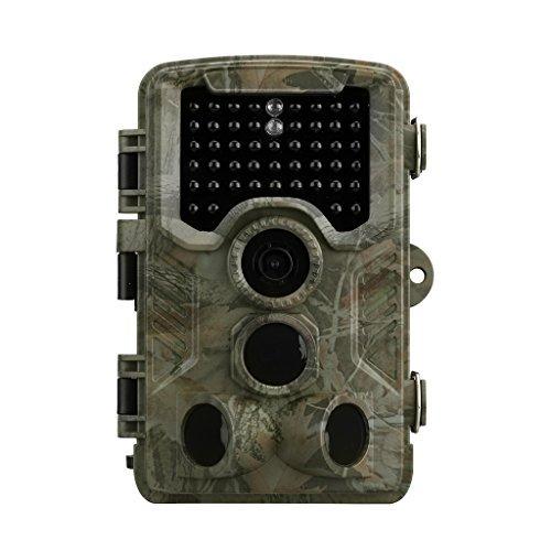 入荷中 Trail and Animal B07FPZT6FX Game Camera MPNETDEAL Camera Infrared Night Vision Hunting Surveillance Digital Scouting Camera 12MP 1080P HD 65ft PIR Sensing Distance Cam for Animal Monitoring [並行輸入品] B07FPZT6FX, ヒオキグン:6cd712f8 --- 4x4.lt