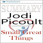 Summary: Small Great Things, A Novel by Jodi Picoult |  Readtrepreneur Publishing