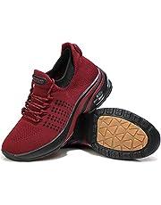 Sixspace Walking Shoes Women - Sock Sneakers Slip on Shoes for Women