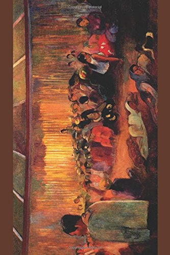 """Read Online """"The House of Singing"""" by Paul Gauguin - 1892: Journal (Blank / Lined) (Art of Life Journals) ebook"""