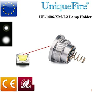 Buy Generic Uniquefire Import Cree Xm L2 Led Drop In Pill Head