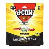 D-ConMouse Poison Bait Station, 3 Count