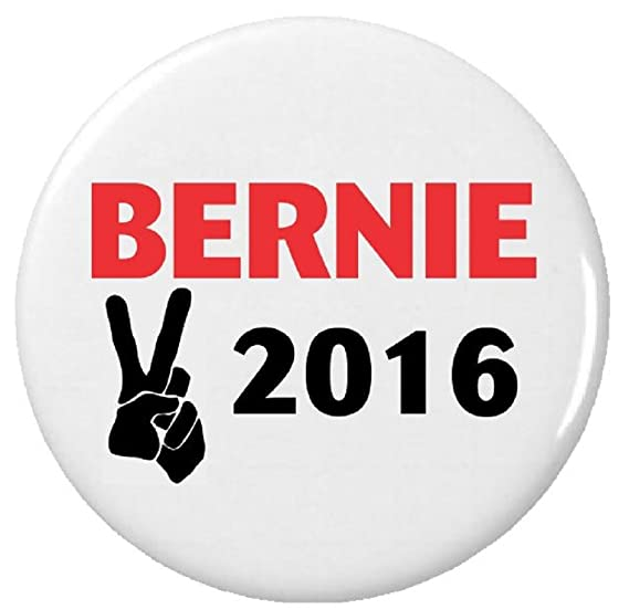 Amazon Bernie 2016 Peace Sign Symbol 225 Keychain Sanders