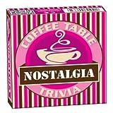 Nostalgia Quiz. Coffee Table Trivia Gam