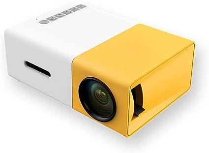 Mini Mini Proyector De Entretenimiento, Proyector Portátil De LED ...