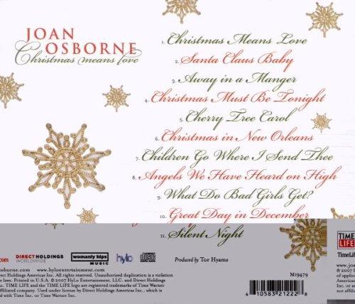 Joan Osborne - Christmas Means Love - Amazon.com Music
