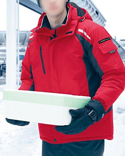 アイトス AZ-8860 防寒コート SS~5L コアブリッドW 防寒 作業服 B00SCCONG0 M|027:ターコイズ 027:ターコイズ M