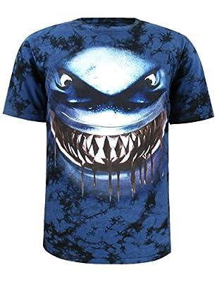 Funny World Men's Animal Novelty T-Shirt