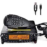 TYT TH-7800 Mobile Transceivers 50W Dual Band Ham Radio 800CH Amateur Radio