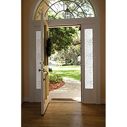 Front Door Side Window Film: Sidelight Window Treatments: Amazon.com