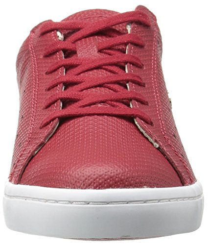 Lacoste Womens Straightset 117 3 Fashion Sneaker Red AoBnx