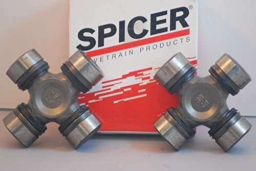 Dana Spicer Front Axle U Joint Set for Dana 30/44 Jeep TJ YJ XJ 1986-2006