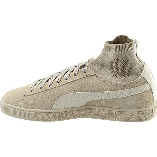 9f0eee14aea ... Puma Heren Suede Klassieke Sok Enkelhoge Modele Sneaker Berkenberk ...