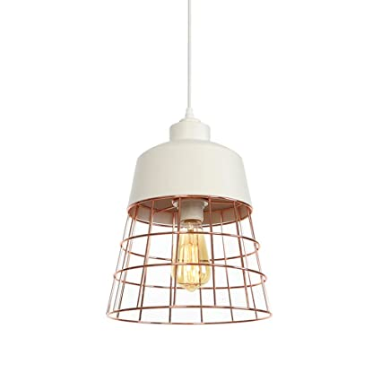 AMZ BCS Moderno y Simple IKEA Luz de Techo Vintage Led Salón ...