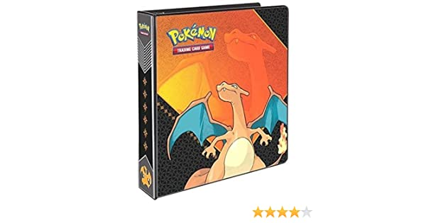 Ultra PRO 84628 - Pokemon Charizard álbum, multicolor