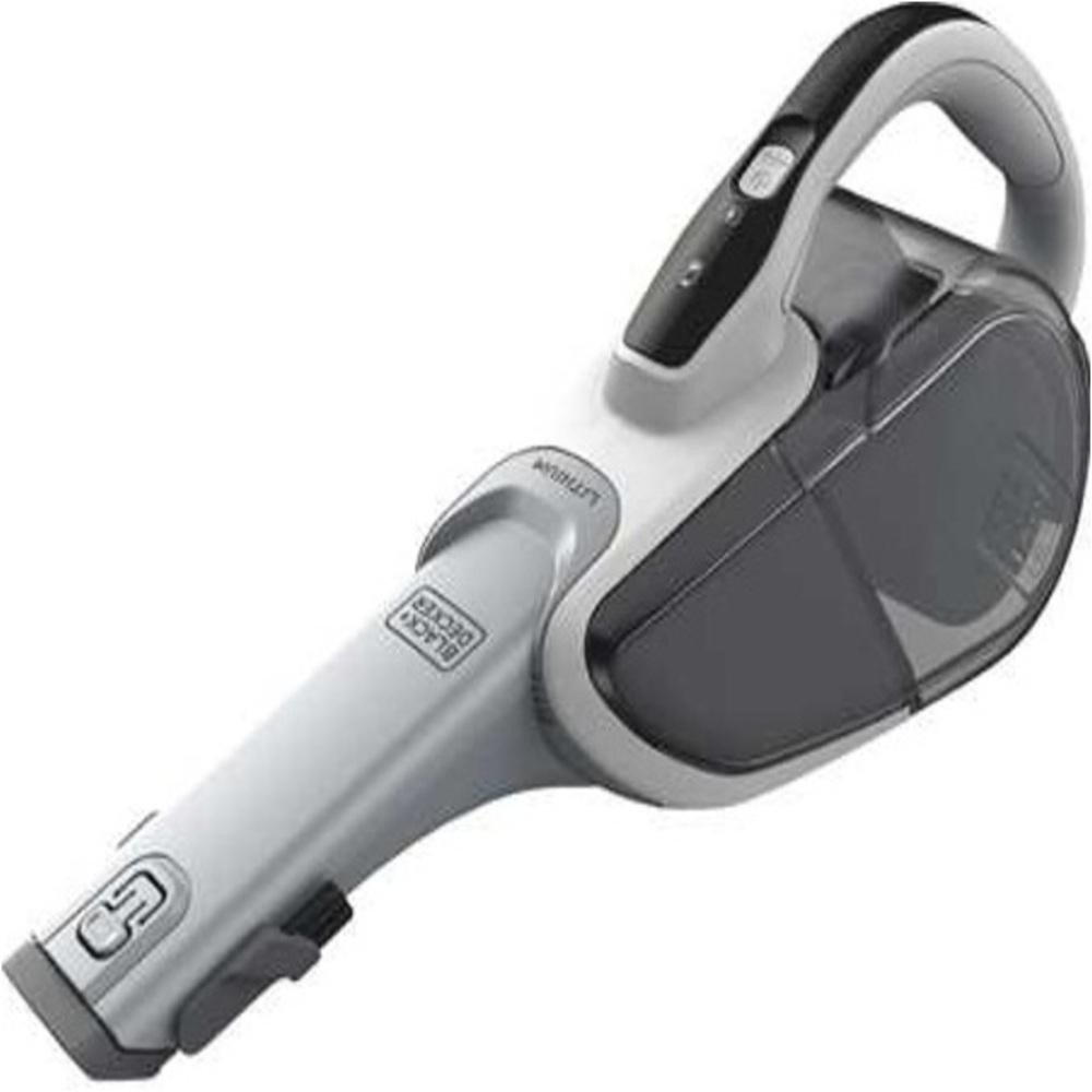 Black & Decker HHVJ315JD10 Cordless Lithium Hand Vacuum, Powder White, 10.8V