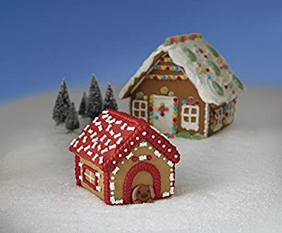 Wilton Build It Yourself Gingerbread Doghouse Decorating Kit from Wilton
