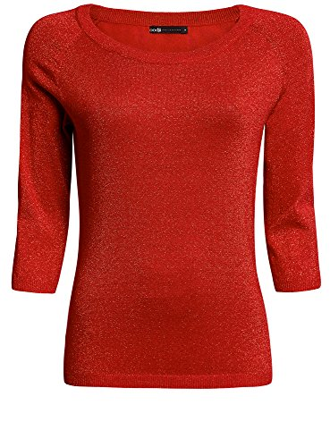 Collection oodji oodji Femme Collection Brillant Femme Brillant Pull Pull pRzHxEtw