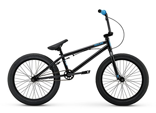 Redline Rival Kid's Freestyle BMX Bike, Black