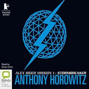Stormbreaker Audiobook