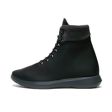 63845f739 Muroexe Men s Materia Sneaker-Boot (41 (8) Black