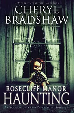book cover of Rosecliff Manor Haunting