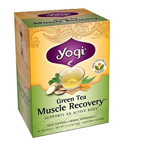 Yogi Tea Green Muscle Recovery product image