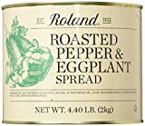 Roland Foods Roasted Pepper & Eggplant Spread, 4.40 Pound