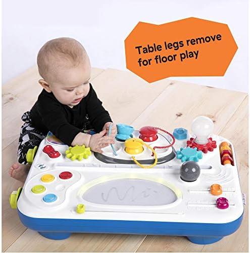 Baby Einstein Curiosity - Estación de actividades para mesa