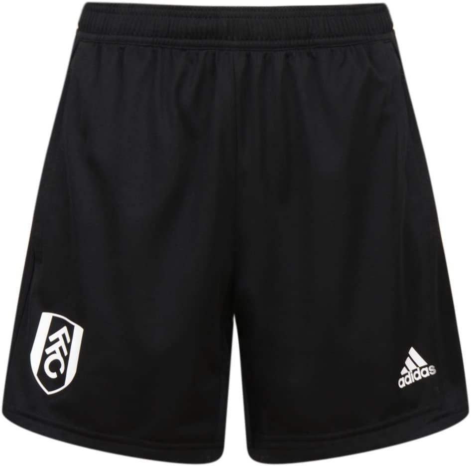 TW18 Fulham - Pantalones Cortos de Entrenamiento para Mujer, Color Negro