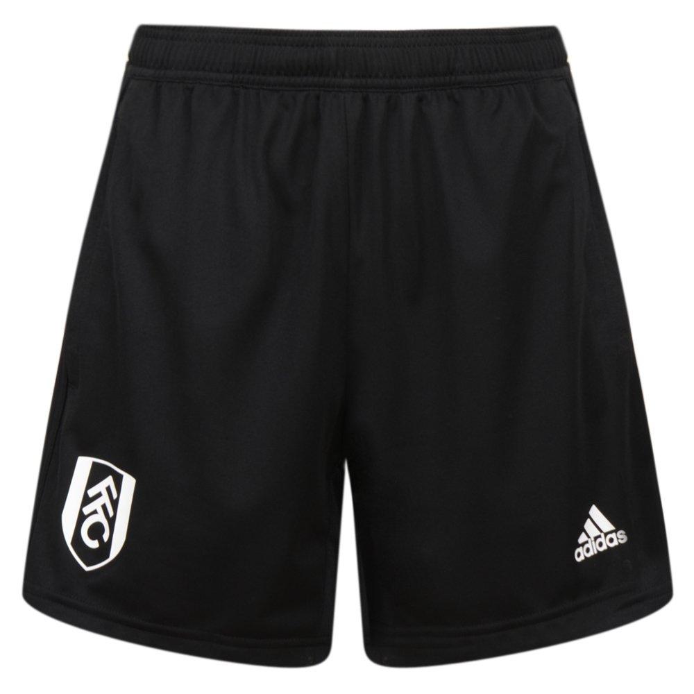 TALLA 2XL. TW18 Fulham - Pantalones Cortos de Entrenamiento para Mujer, Color Negro