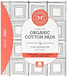 Honest Organic Cotton Pads, Super, 10 Count