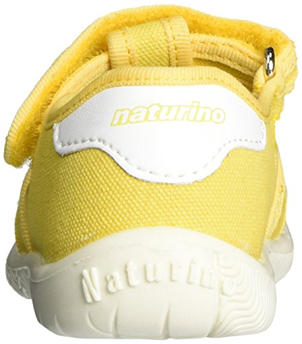 NaturinoNaturino 7785 - Sandalias Atléticas Unisex Niños Amarillo (Gelb)