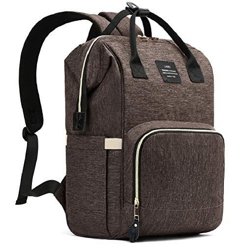 HaloVa Diaper Bag, Baby Nappy Backpack, Mommy Maternity Trav