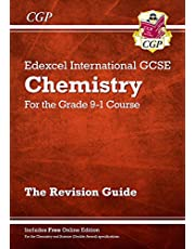 Grade 9-1 Edexcel International GCSE Chemistry: Revision Guide with Online Edition