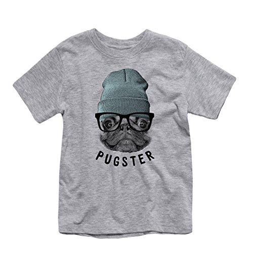 Instant Message Pugster -Toddler Short Sleeve TEE-3T