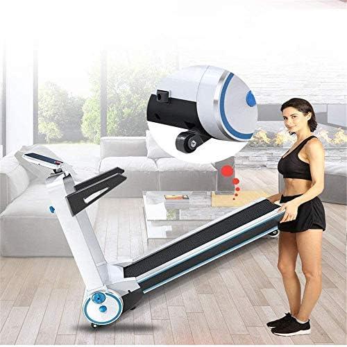 SMQHH Treadmills Cardio Training, Treadmills for Home Folding Running Jogging Machine Gym Treadmill Fitness Electric 5