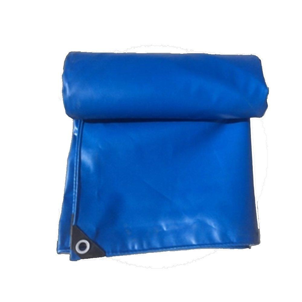DYFYMXOutdoor Ausrüstung Gepolsterter Regenschutzplane der Plane-LKW-Plane Plane-LKW-Plane Plane-LKW-Plane der Plane im Freien staubdicht Winddicht, blau @ B07KPTMK1D Tunnelzelte Rabatt ac7e5b