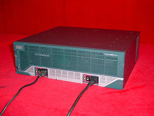 3800 series integrated services router