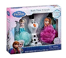 Disney Frozen Bath Time Friends Set, 3 Pc