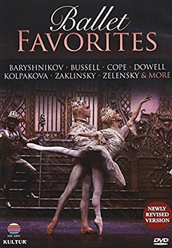 Ballet Favorites - Newly Revised Version