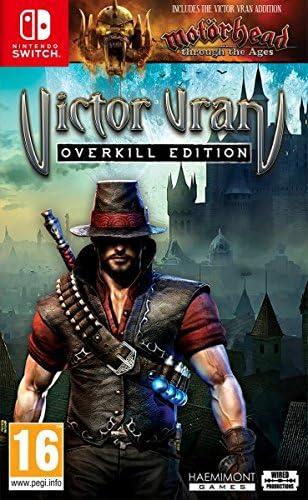 Victor Vran: Overkill Edition: Amazon.es: Videojuegos
