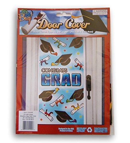 Graduation Congrats Grad Door Cover - 30 x 60 (Door Grad Cover)